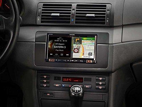 Alpine DAB Autoradio für BMW 3er E46 - 3