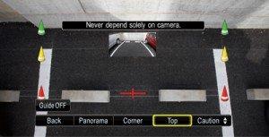 Alpine HCE-C252D – Multiview Rückfahrkamera - 6
