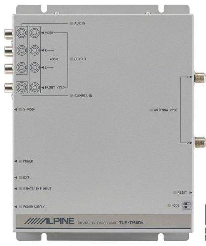 Alpine DVB-T Tuner