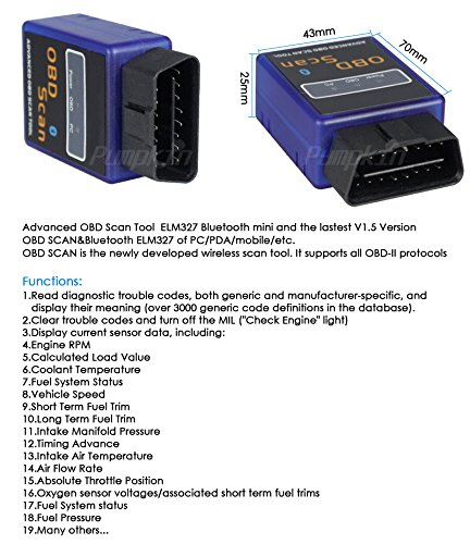 WiFi OBD2 USB Interface - 2