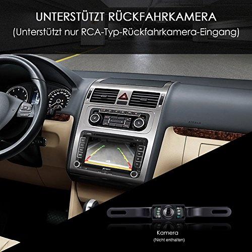 DAB Autoradio für VW und Seat Modelle ab Bj 2003-2013 - 4