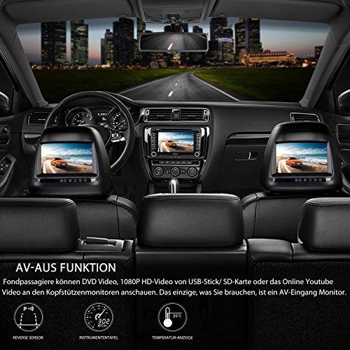 DAB Autoradio für VW und Seat Modelle ab Bj 2003-2013 - 9
