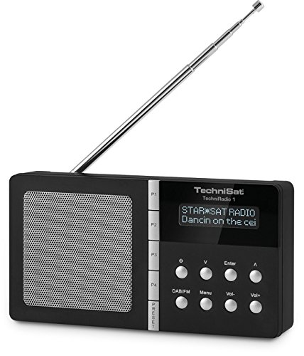 TechniSat TechniRadio 1 Digitalradio
