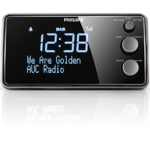 Philips AJB3552 DAB+ Radiowecker - 2