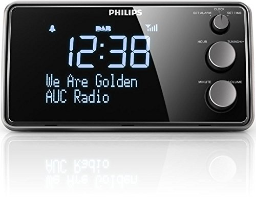 Philips AJB3552 DAB+ Radiowecker - 3