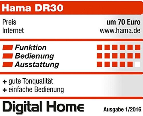 Digitaler Radiowecker Hama DR30 - 9