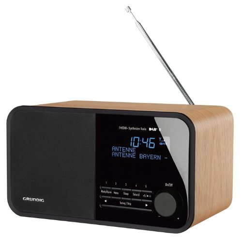 Grundig Digitalradio TR2500 - 3
