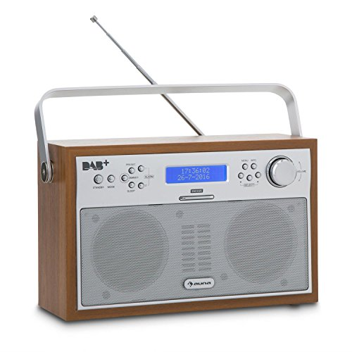 DAB+Digitalradio Auna Akkord