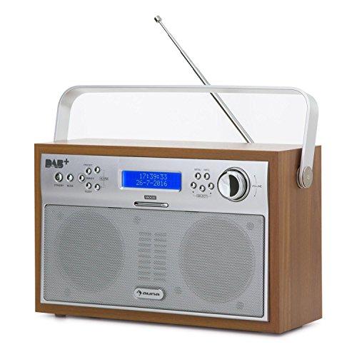 DAB+Digitalradio Auna Akkord - 5