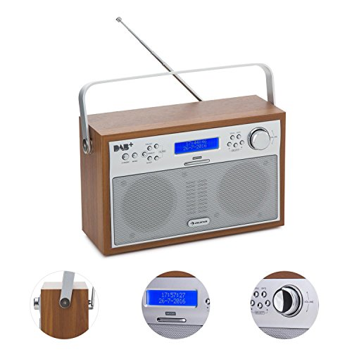 DAB+Digitalradio Auna Akkord - 7