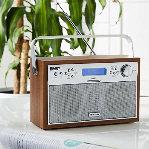 DAB+Digitalradio Auna Akkord - 3