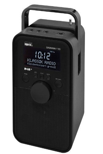 Imperial Dabman 110 portables Digitalradio