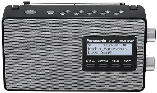 Panasonic RF-D10 DAB+ Digitalradio