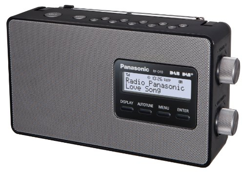 Panasonic RF-D10 DAB+ Digitalradio - 2