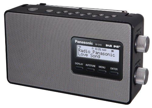 Panasonic RF-D10 DAB+ Digitalradio - 4