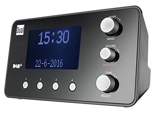 Dual Radiowecker DAB CR 25.1