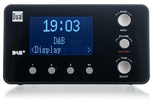 Dual Radiowecker DAB CR 25.1 - 2