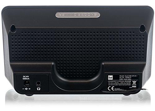 Dual Radiowecker DAB CR 25.1 - 5