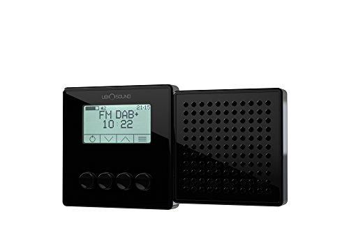 Ubisound portables DAB+ Digitalradio Steckdosenradio