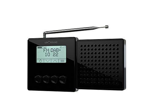 Ubisound portables Steckdosenradio DAB + Digitalradio UKW Radio schwarz - 2