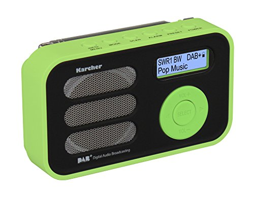 karcher 2410 dab digitalradio digitalradio. Black Bedroom Furniture Sets. Home Design Ideas