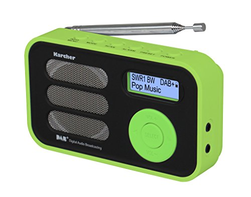 Karcher DAB 2410 Digitalradio - 2