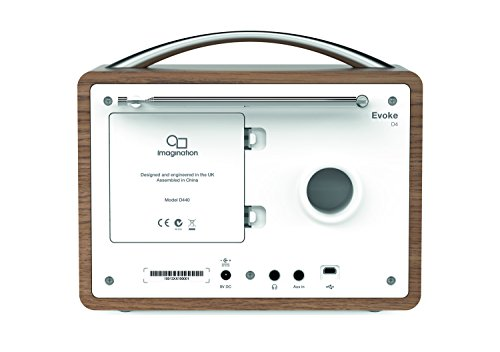 Pure Evoke D4 Digitalradio - 3