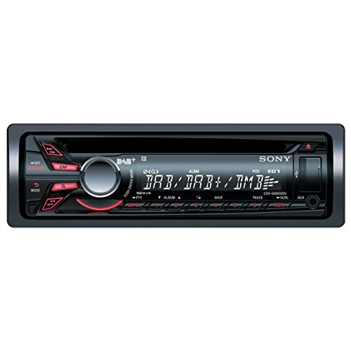 Sony DAB Autoradio CDX-DAB500A