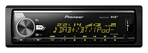 Pioneer MVH-X580 DAB Autoradio