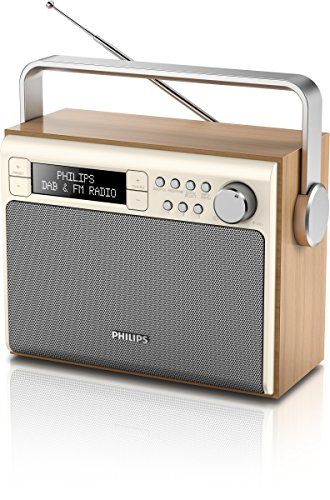 Philips AE5020/12 Digitalradio - 3