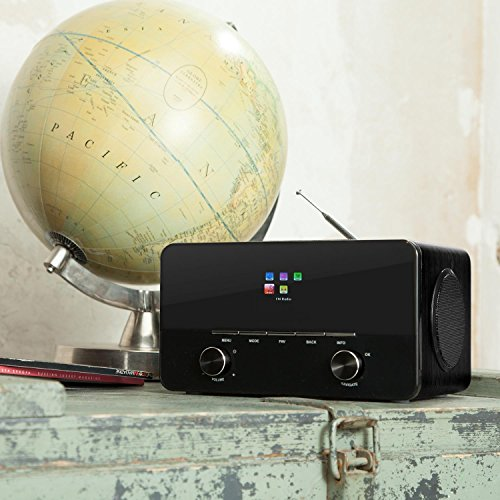 Auna Connect 150 2.1 DAB+ Digitalradio - 2