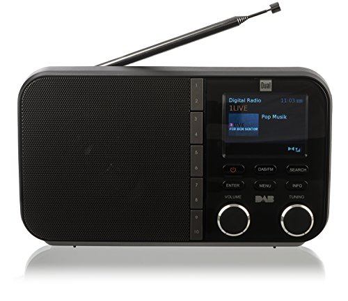 Dual DAB 4 C Digitalradio - 2