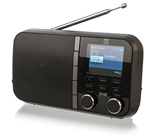 Dual DAB 4 C Digitalradio - 4
