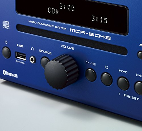 Yamaha MCR-B043DBU DAB+ Digitalradio - 2