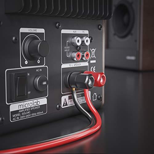 Lautsprecherkabel Boxenkabel 2 x 0,75 mm² - 3