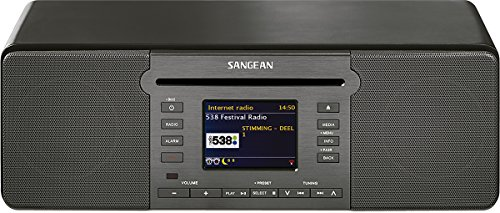 Sangean DDR-66 BT Digitalradio