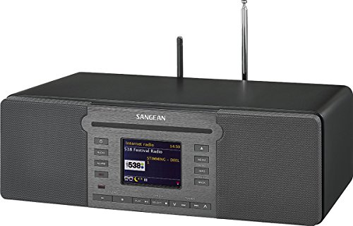 Sangean DDR-66 BT Digitalradio - 4