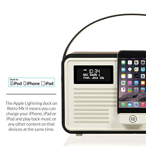 VQ-RETROMKII DAB+ Digitalradio - 2