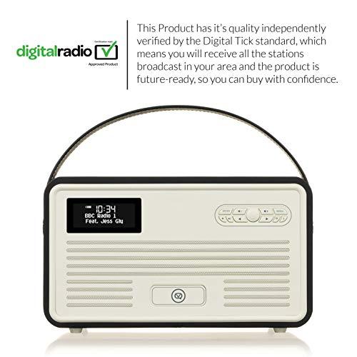 VQ-RETROMKII DAB+ Digitalradio - 4