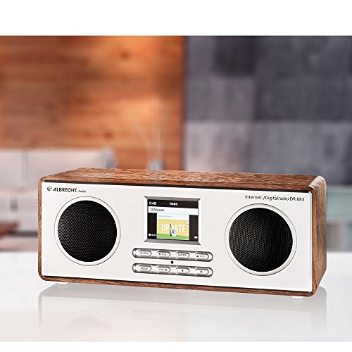 Albrecht DR 883 DAB+ Digitalradio - 2