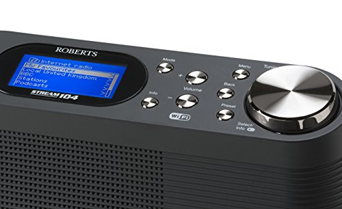 Roberts Stream 104 DAB+ Digitalradio - 2