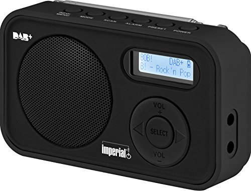 Imperial DABMAN 12 DAB+ Digitalradio