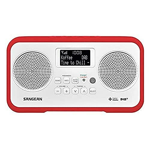 Sangean DPR-77 DAB+ Digitalradio