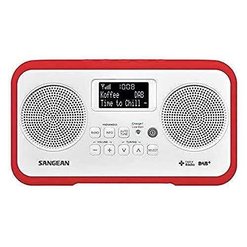 Sangean DPR-77 DAB+ Digitalradio