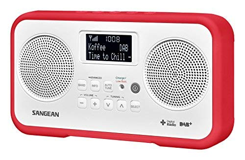 Sangean DPR-77 DAB+ Digitalradio - 3