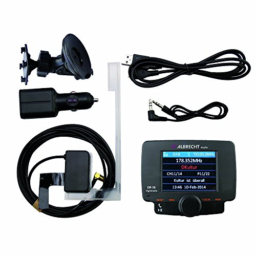 Albrecht DR56 DAB+ Autoradio Adapter - 3