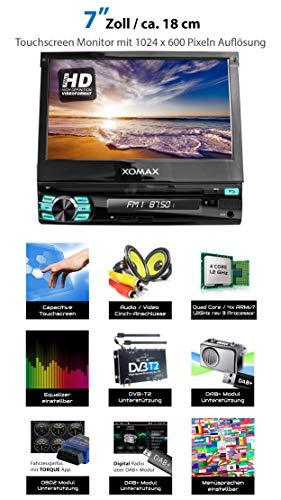 XOMAX XM-VA707 Digitalradio - 3