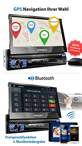 XOMAX XM-VA707 Digitalradio - 5