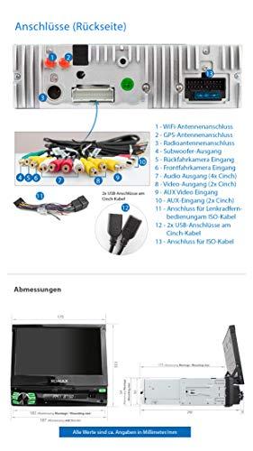 XOMAX XM-VA707 Digitalradio - 6