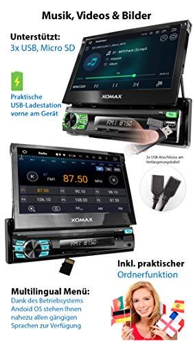 XOMAX XM-VA707 Digitalradio - 7